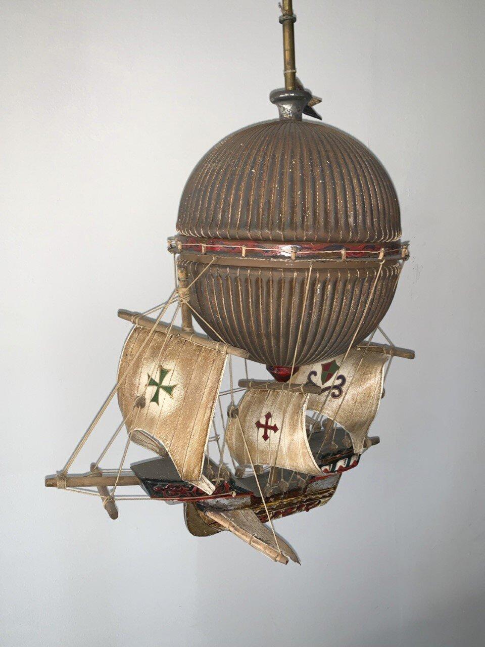 """Airship"" by Shawn Hubbs"