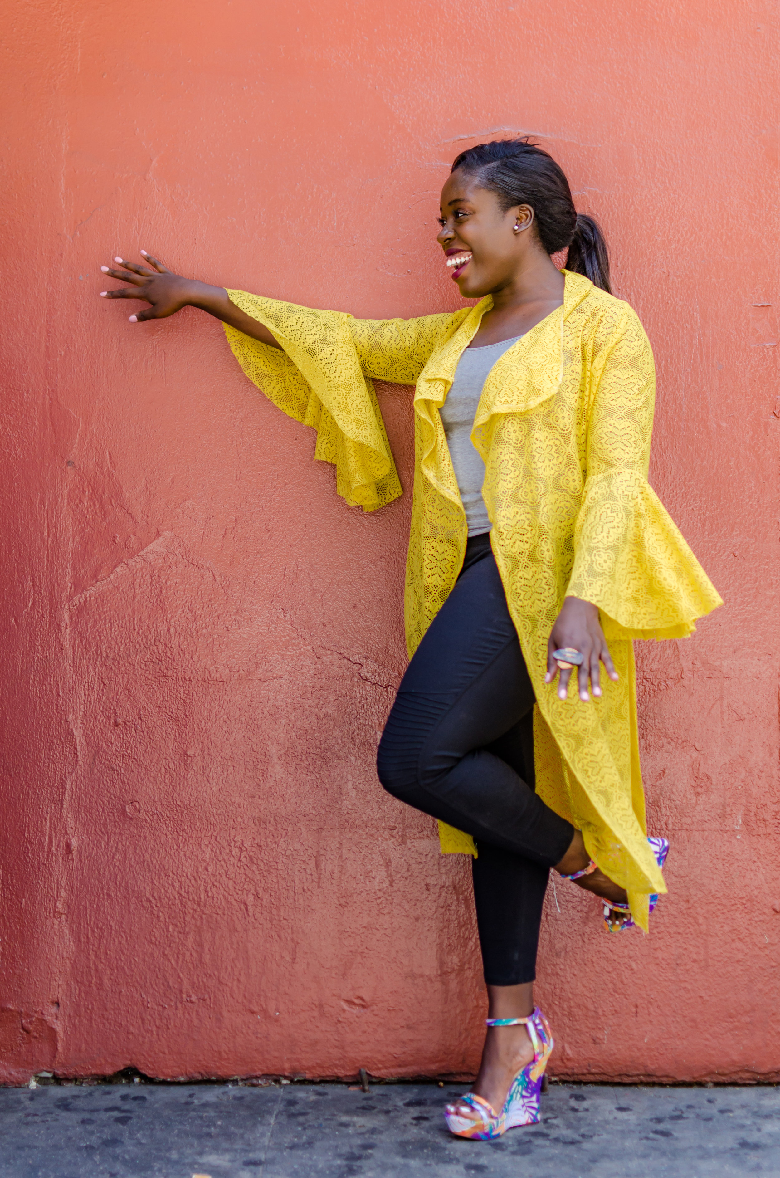 Designer Features - Click here to view television spots,interviews,blogs etc featuring Ngozika Okeke as a fashion designer,entrepreneur and TV personality.