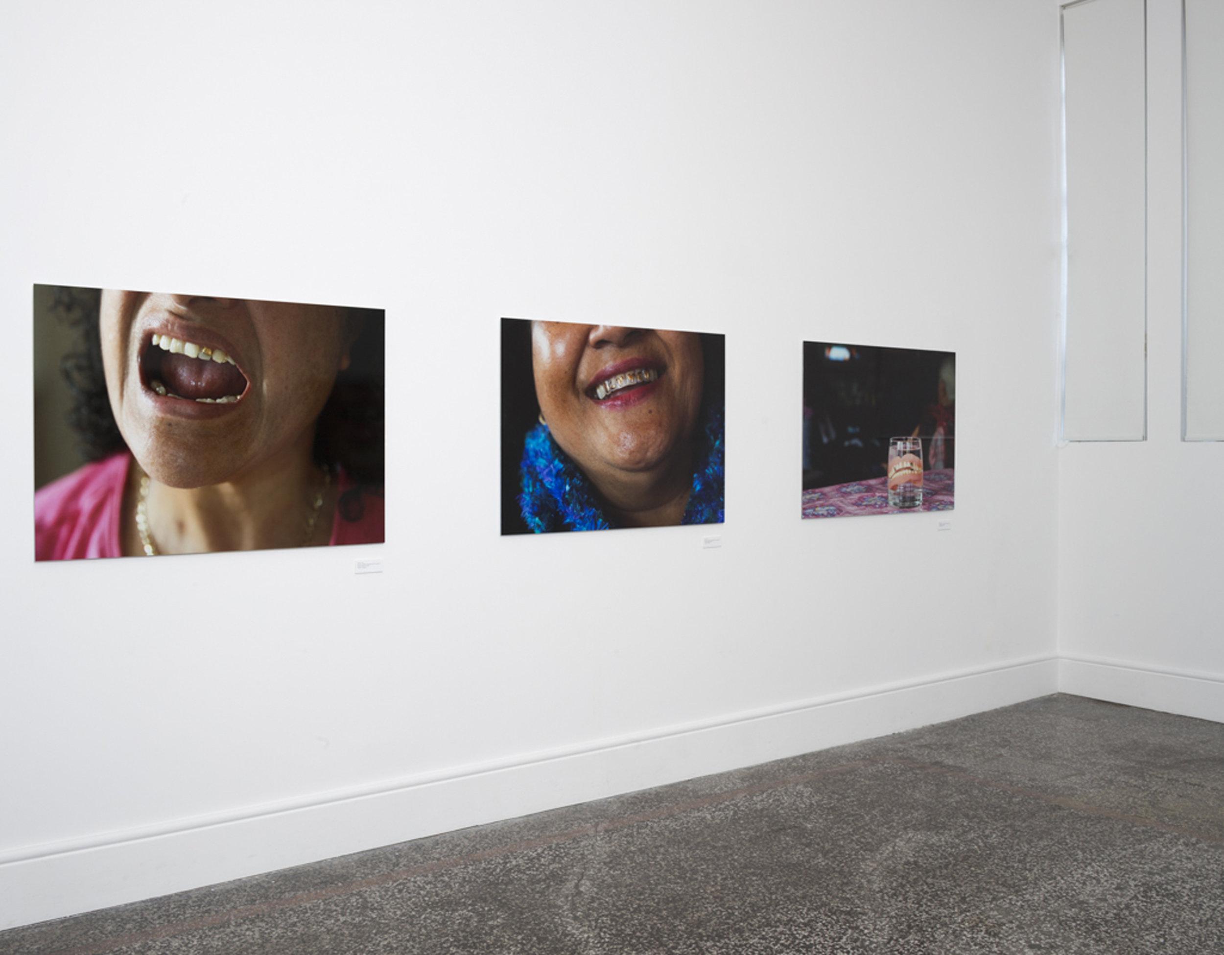 Grills.  Install View, Gus Fisher Gallery. Image: Sam Hartnett
