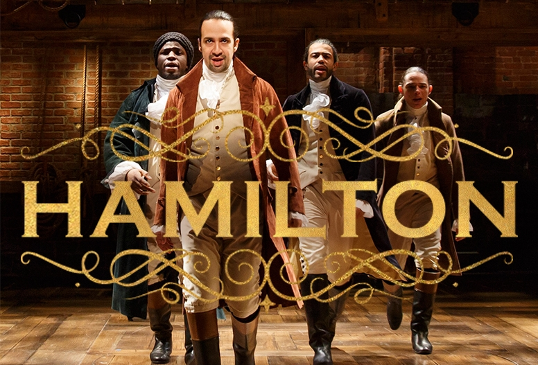 Interviewed actors Christopher Jackson (Washington) and Anthony Ramos (Philip Hamilton/John Laurens) starring in Broadway's Tony Award-winning  Hamilton.