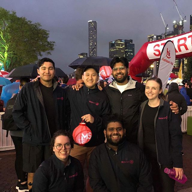 Last night some of our members braved the bad weather to walk in the MS Moonlight Walk in South Bank. It was such a lovely walk and we were surrounded by such passionate advocates for people with MS. The Moonlight walkers this year raised over $390,000 to make sure no one in QLD has to face MS alone!! What a worthy cause and a beautiful way to raise awareness! 🌛