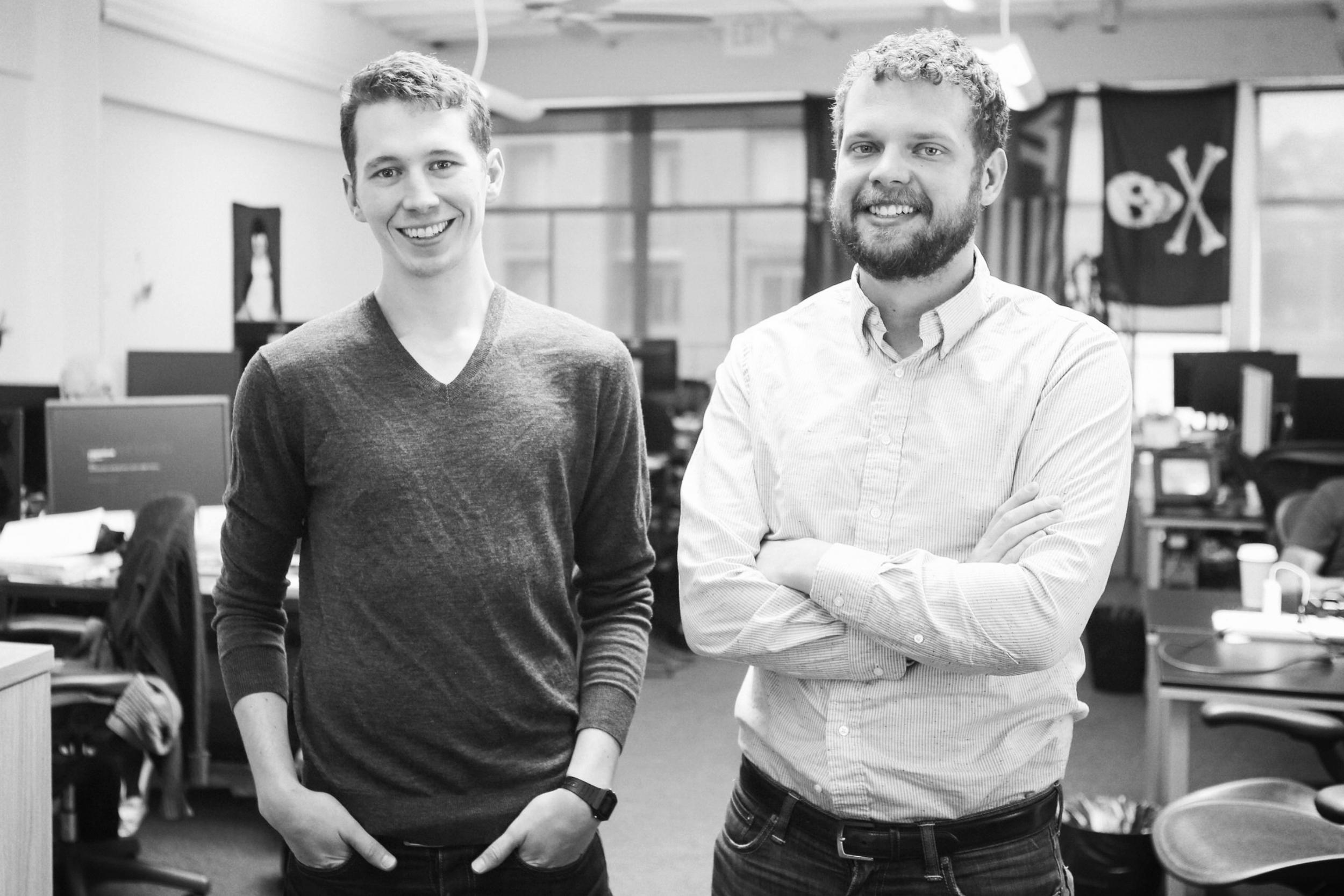 CoreOS - Alex Polvi and Brandon Philips