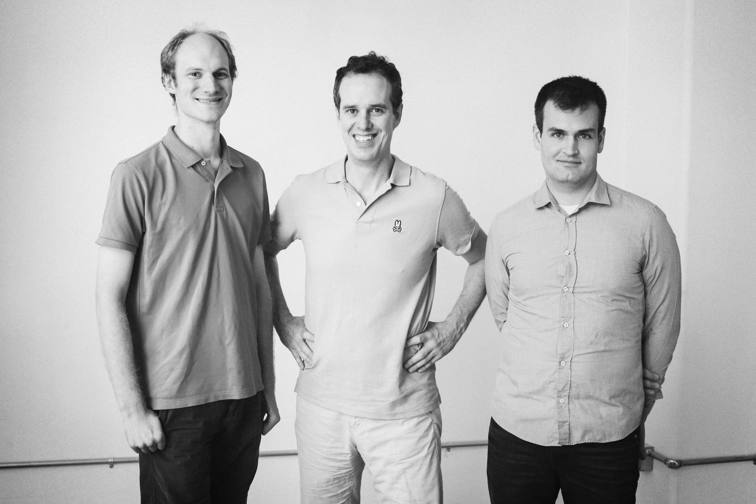 CTRL Labs founding team