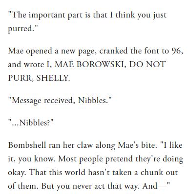 Excerpt from   Happy HallowEELS , by Lori M.