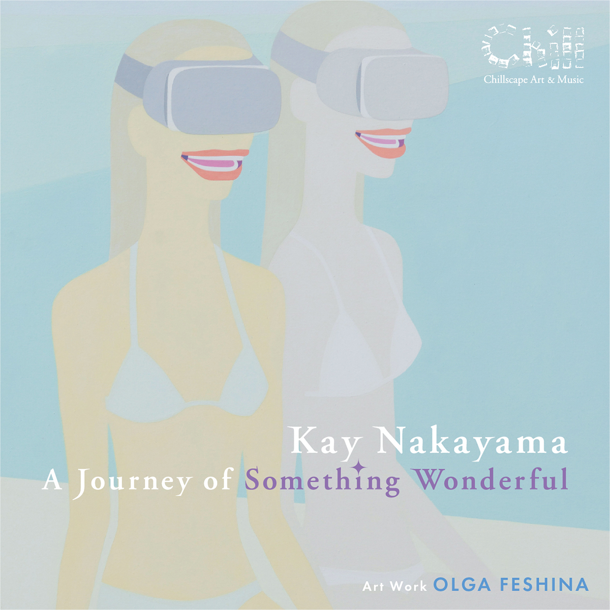 Kay Nakayama A Journey of Something Wonderful art Olga Feshina