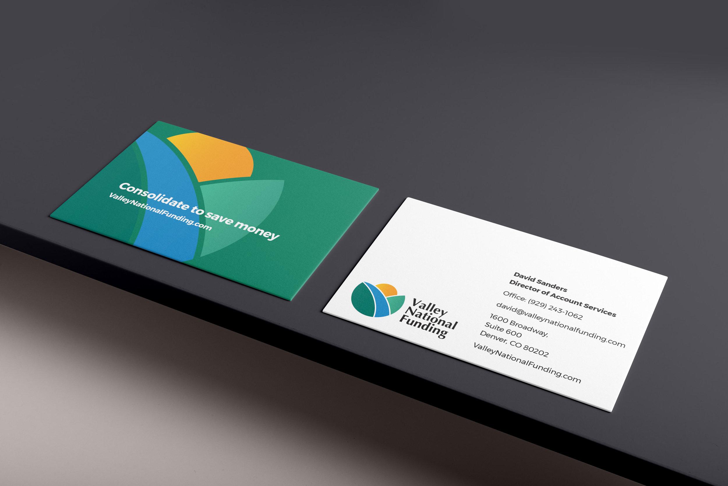 Valley National Funding - Logo Design