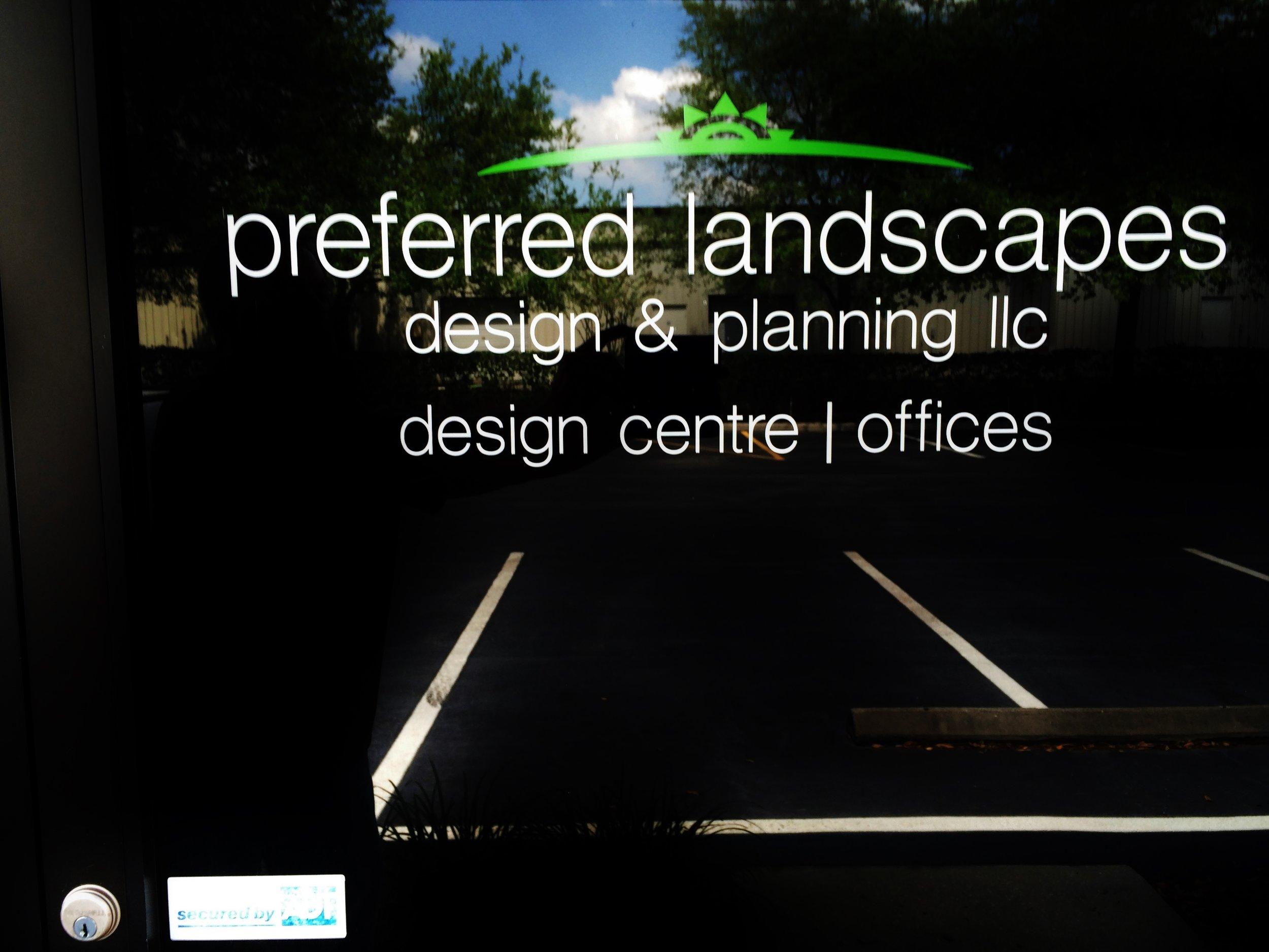 Preferred Landscapes Design & Planning