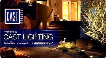 Cast Landscape Lighting