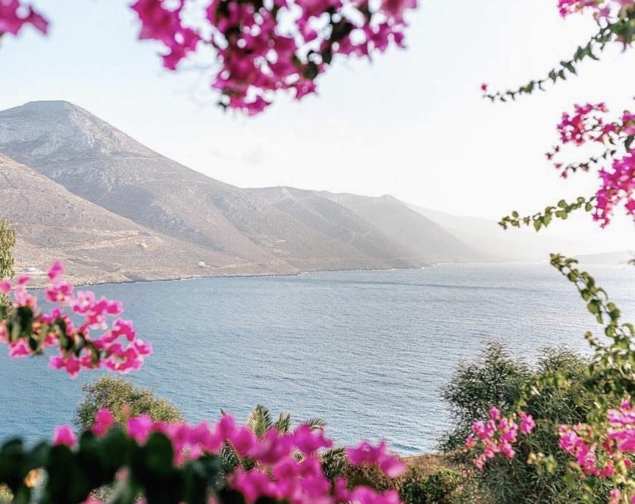 ALCHEMY: Yoga in Amorgos, Greece with Nikki Estrada & HIllary Skibell