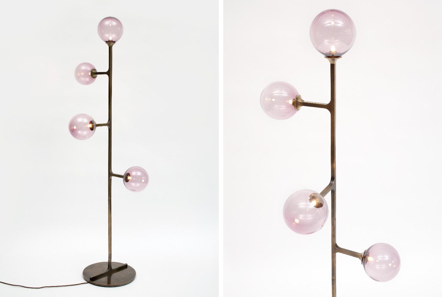 Helix Floor Lamp