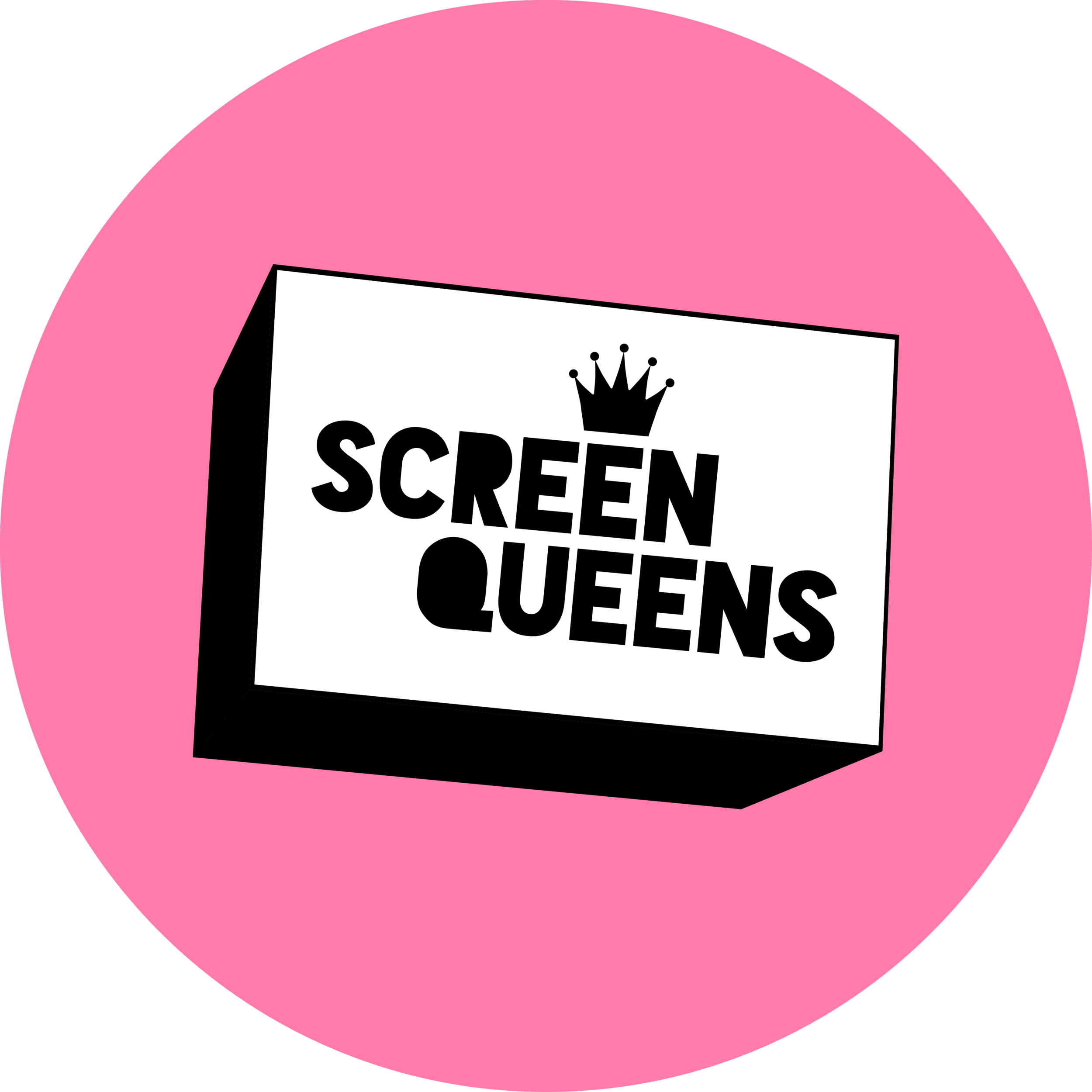 - Screen Queens is a blog created and written by young women and members of the LGBT community. It a safe space to critically discuss film & TV with a strong focus on the exposure of women-centric and women-made films.