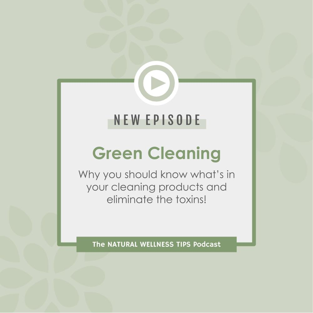 Green Cleaning Podcast Episode