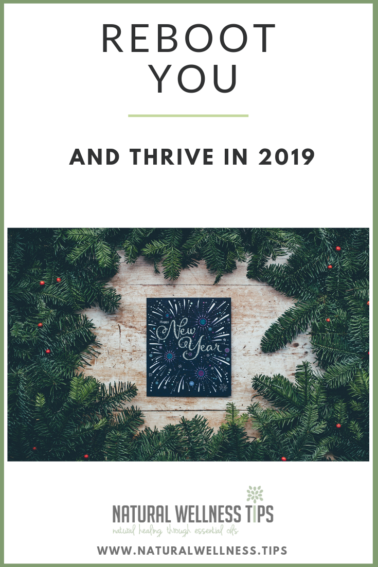 reboot you and thrive in 2019, start the new year right.
