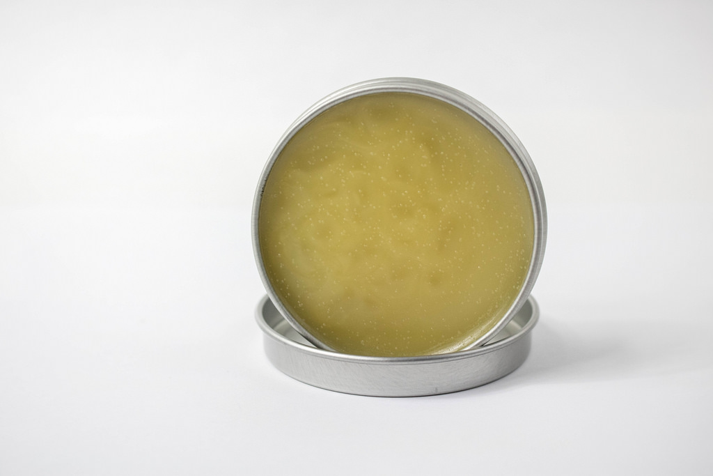 healing balm for dry cracked and painful heels