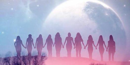 natural wellness tips, full moon goddess circle