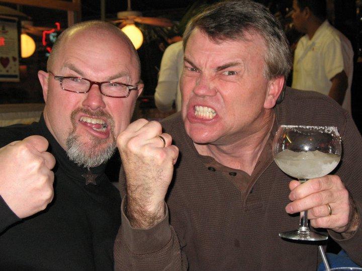 Edward and Chris Crockarell, 2010