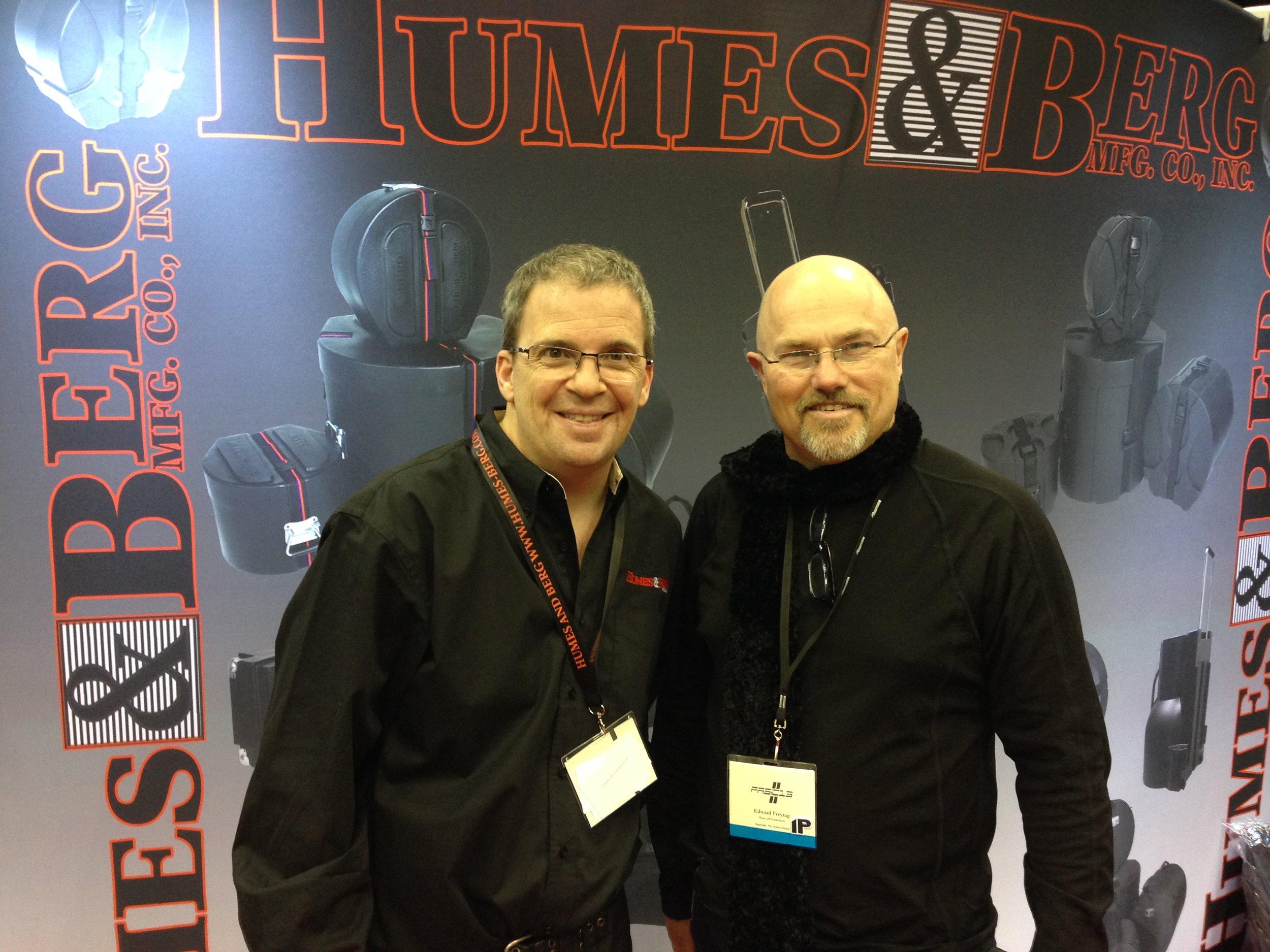 Edward and Michael Berg of Humes & Berg