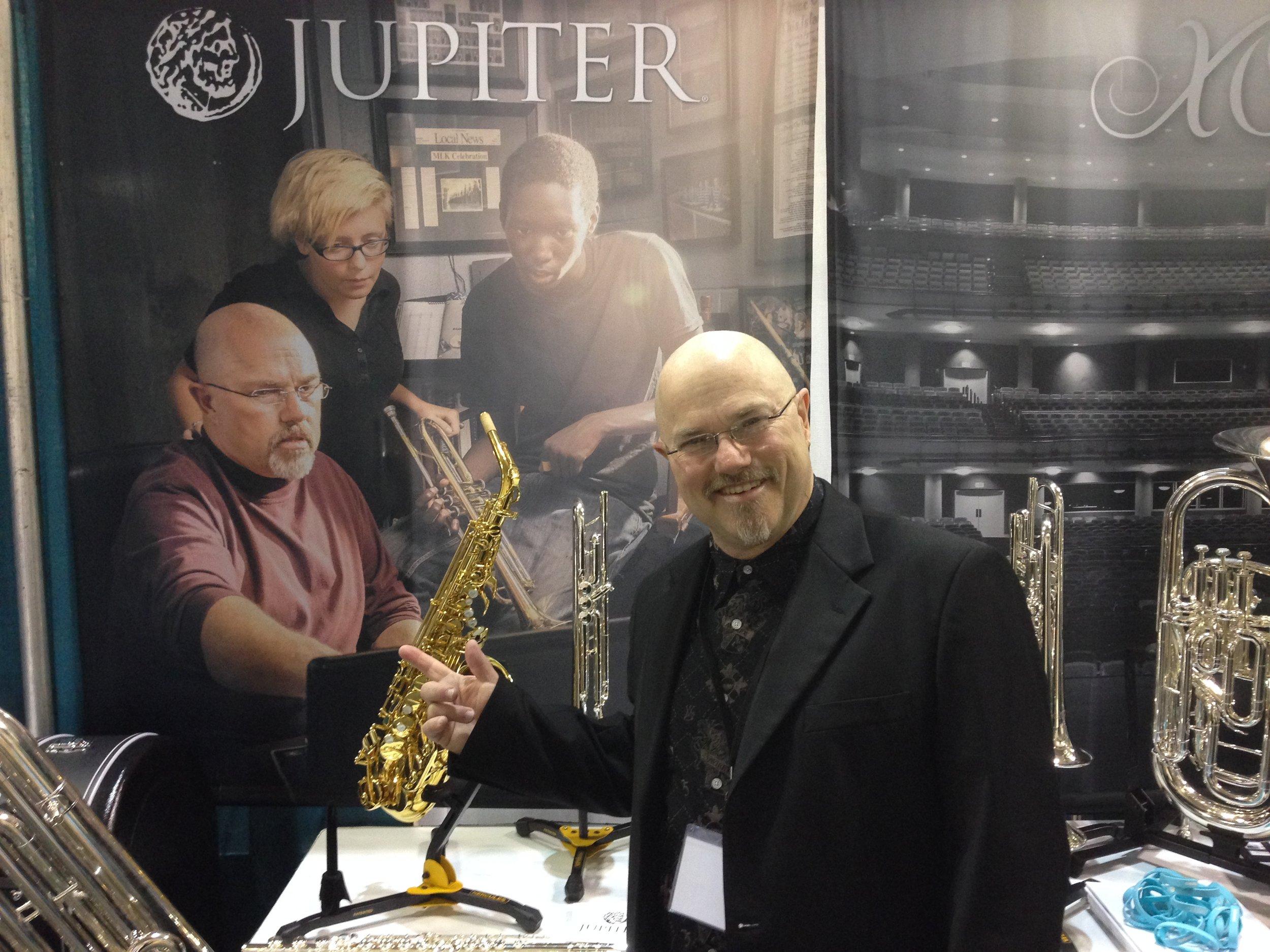Ed Featured @ Jupiter Booth TnMEA, 2014