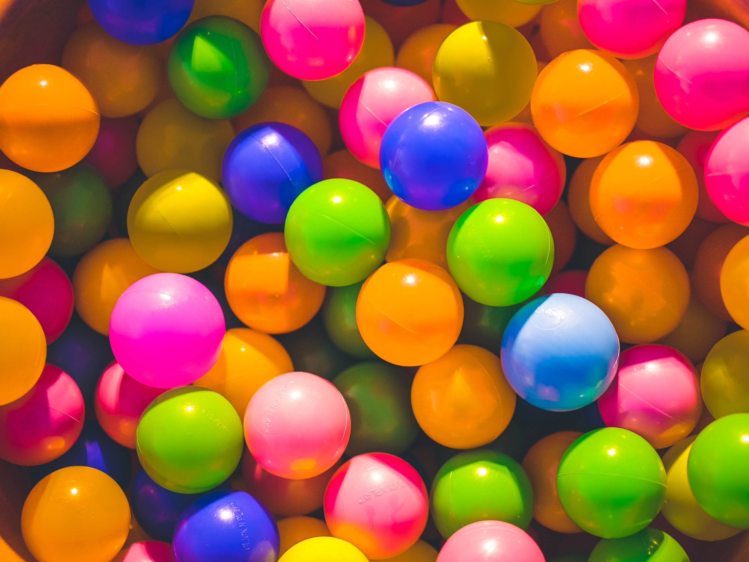from the ball pit - coming soon - a podcast about the colorful lives we live