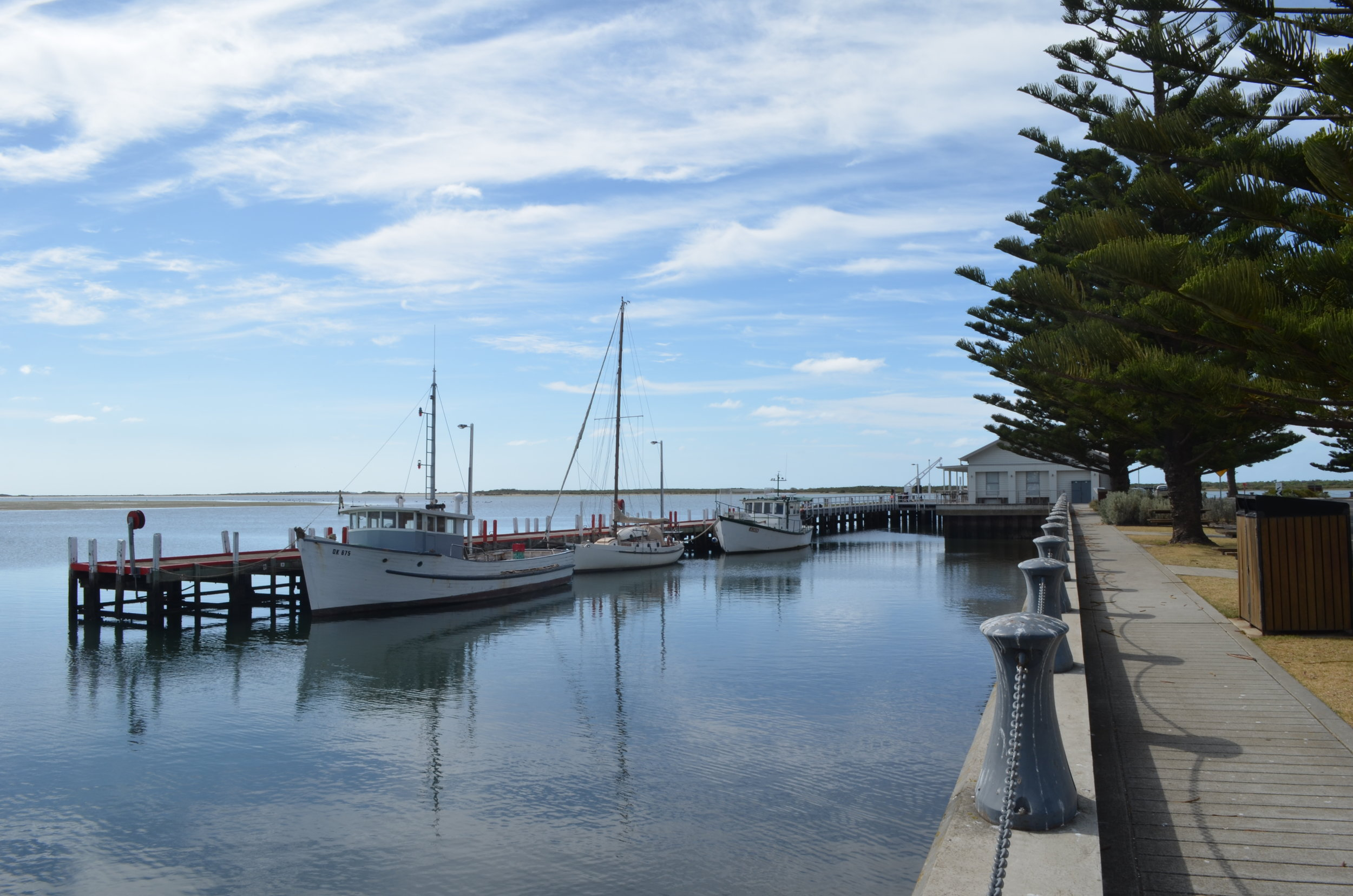 Port Albert boats.JPG