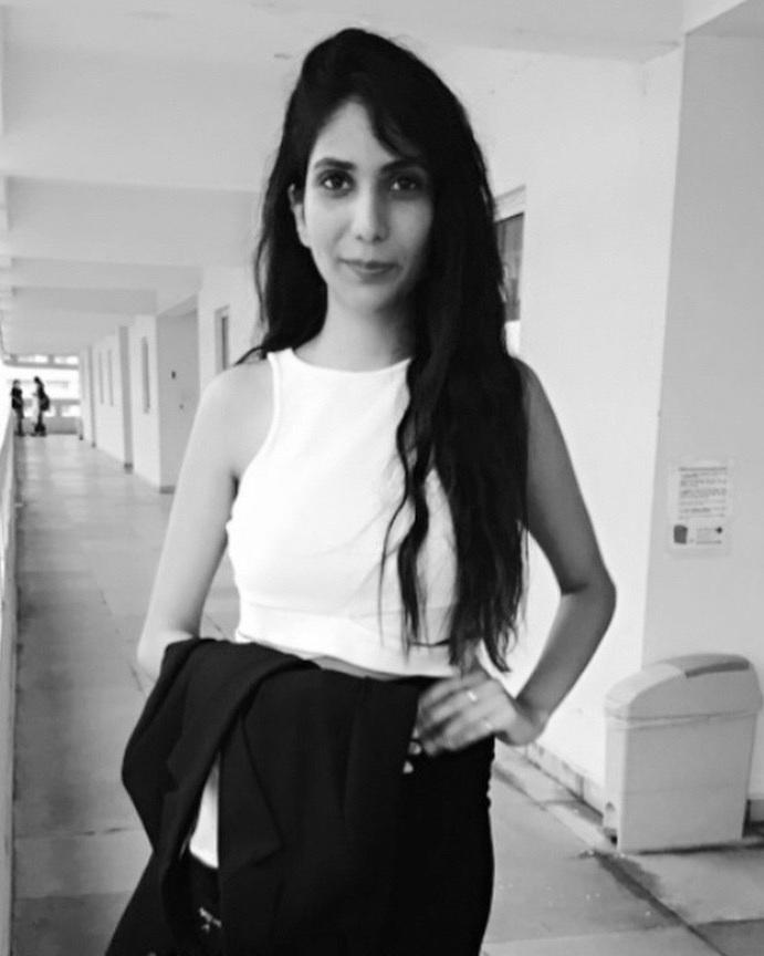 Gunjan Swaroop     Marketing Assistant