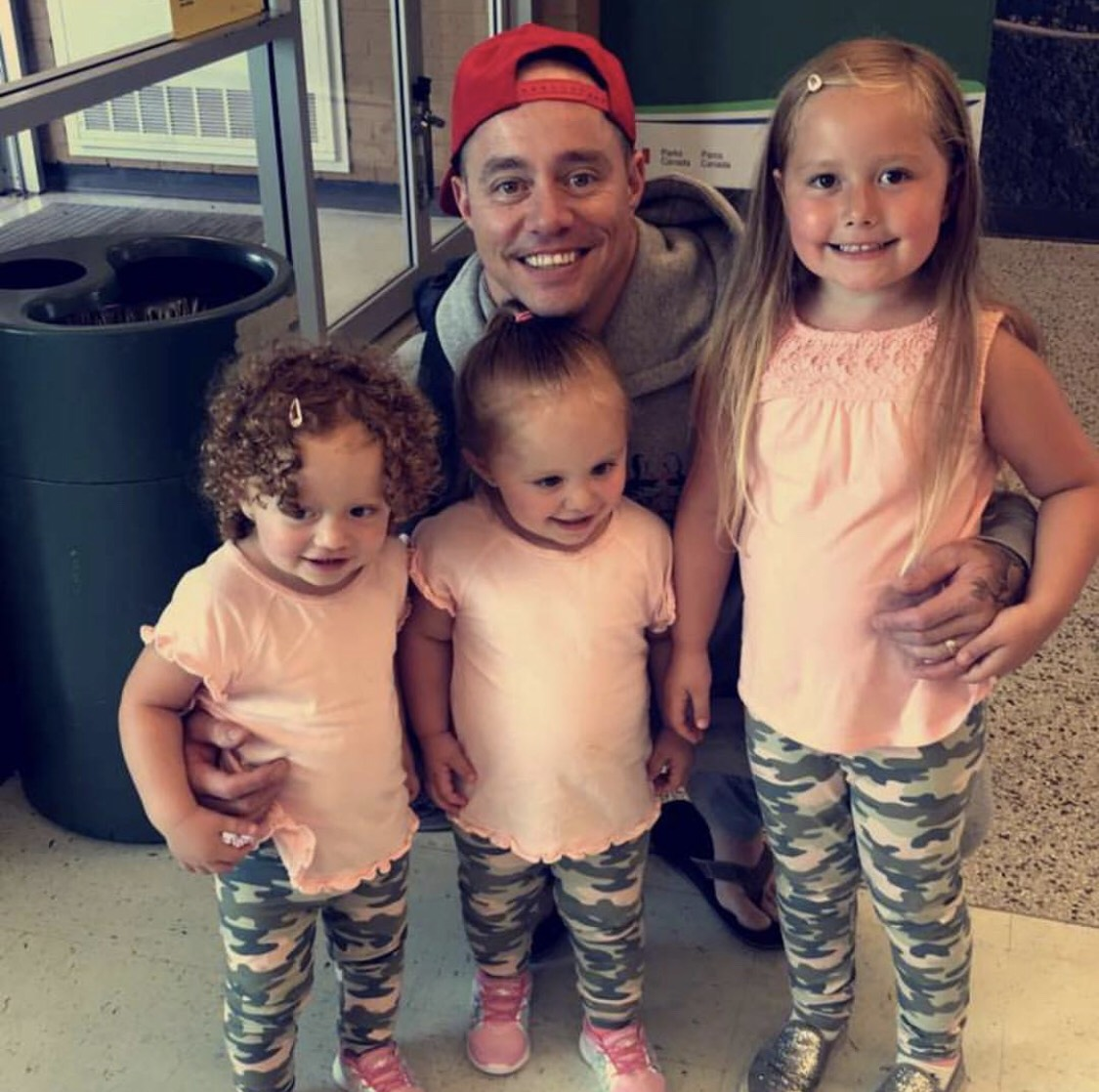 Marc & his girls