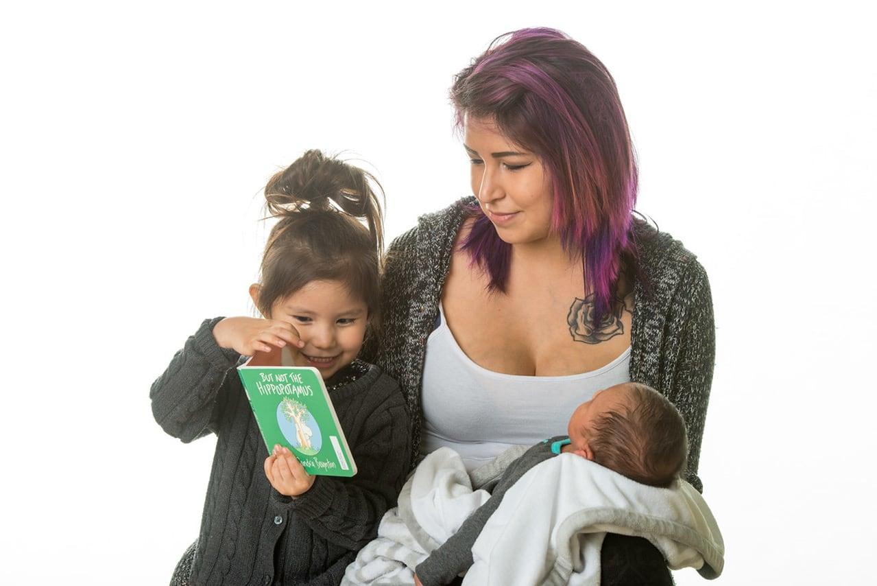 Family reading box