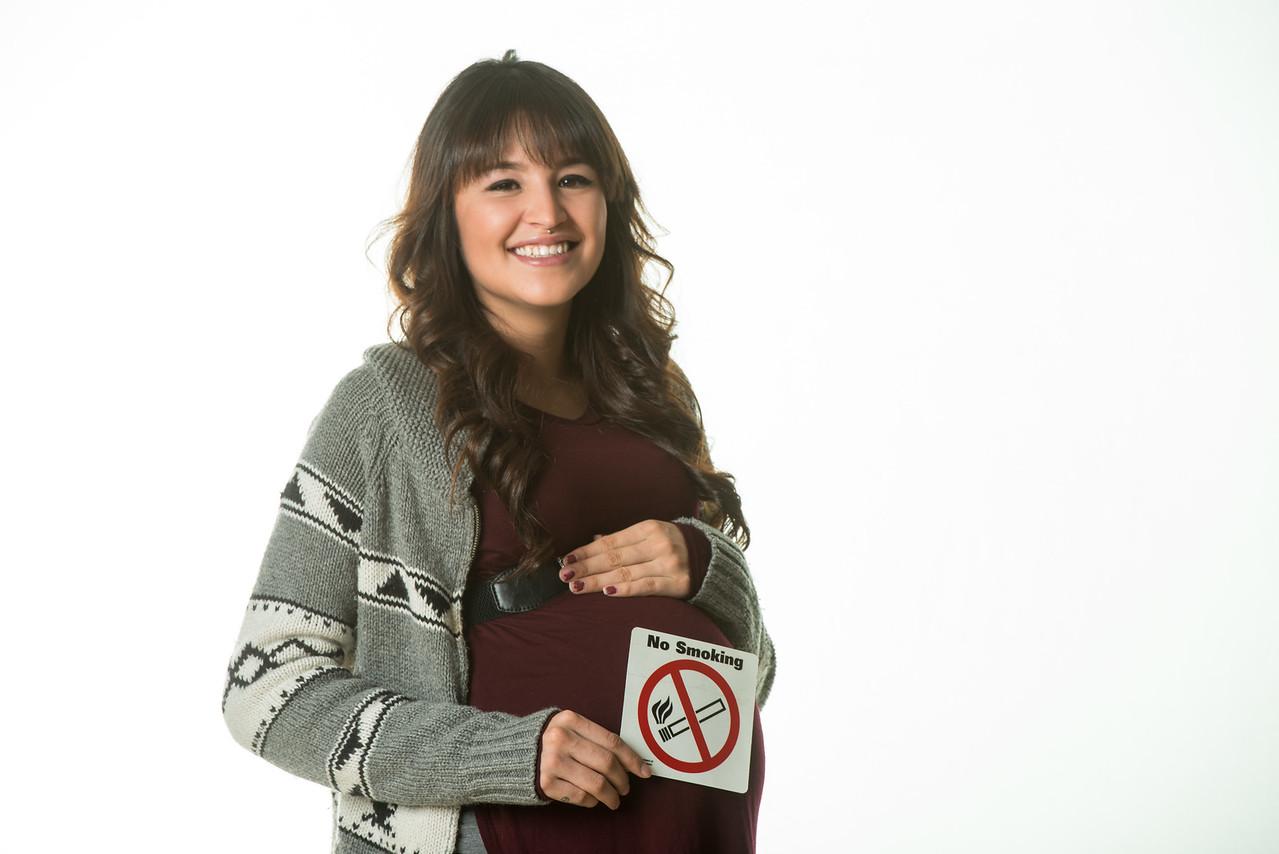 Prenatal no smoking