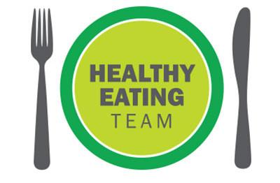 Healthy eating team