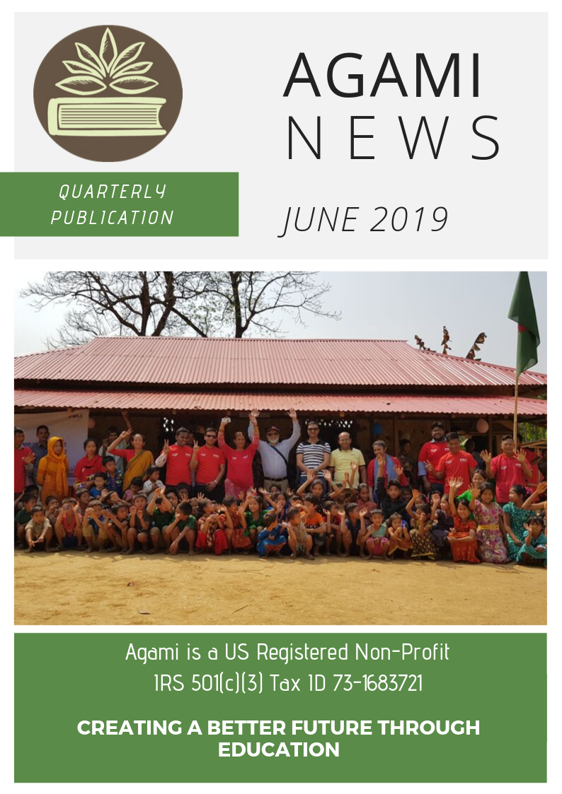 Agami Quarterly News - June 2019