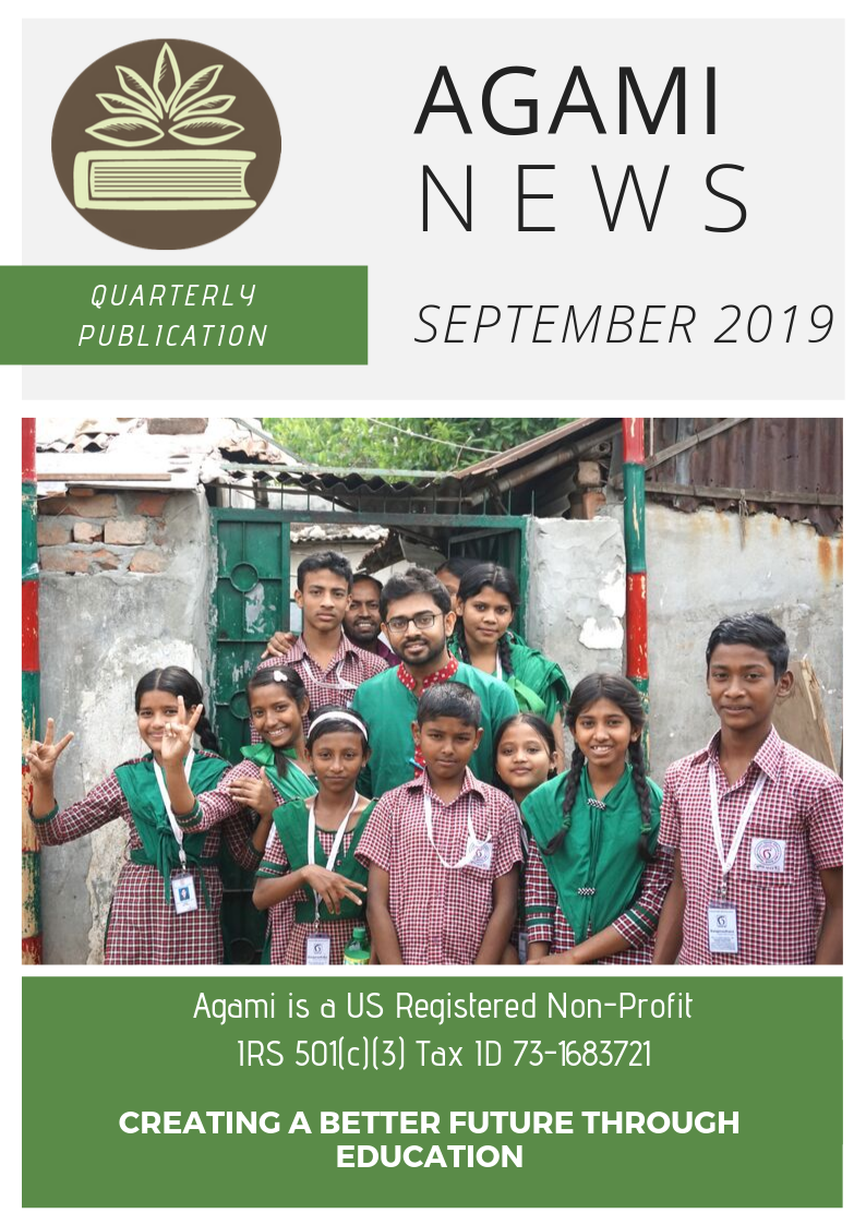 Agami Quarterly News - September 2019