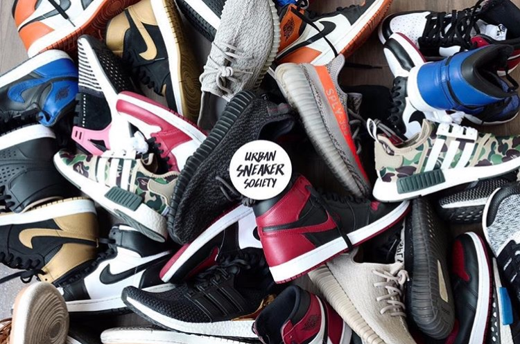 How Urban Sneaker Society Builds Community From Influence The