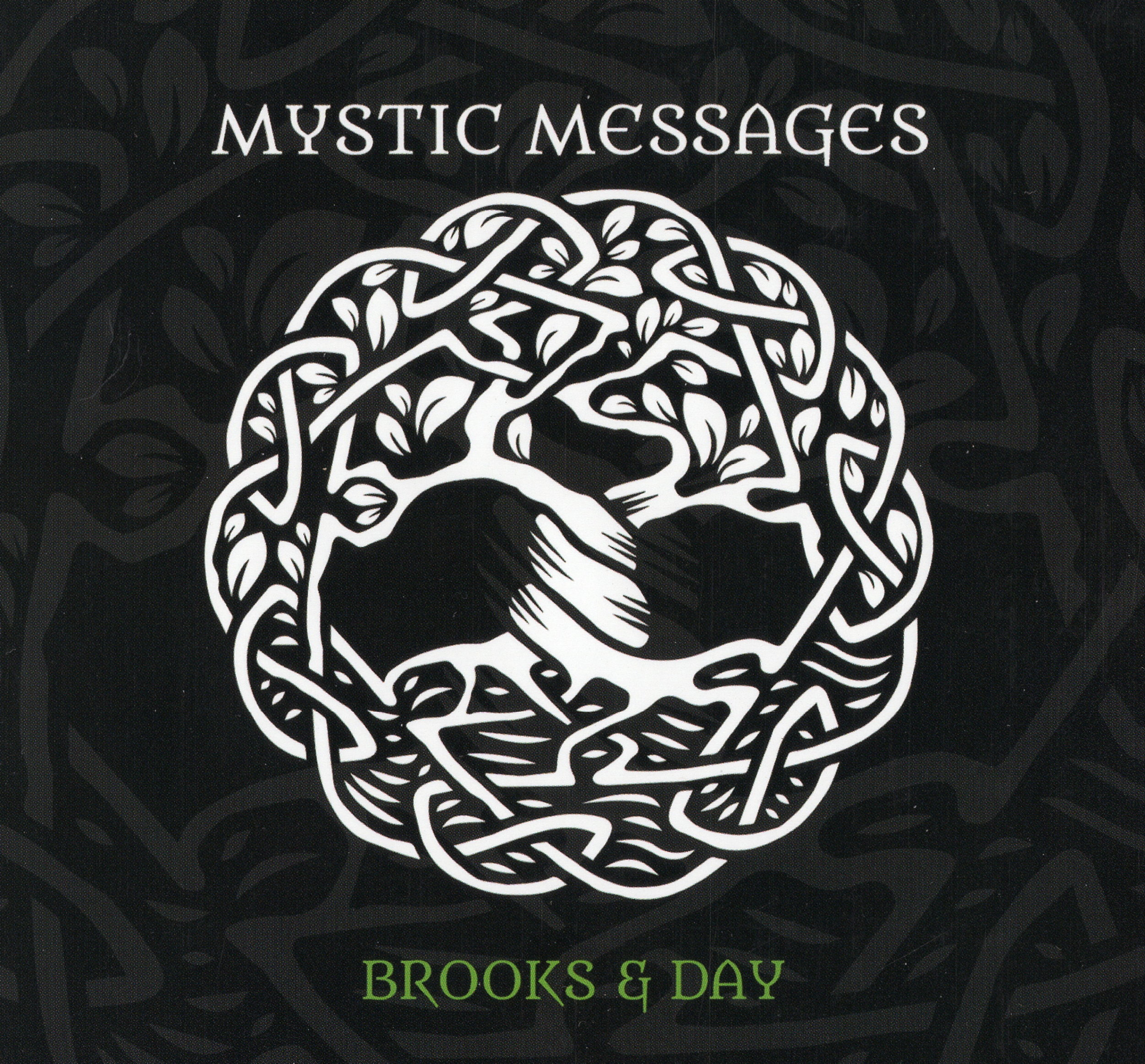 "Brooks & Day's debut album, ""Mystic Messages,"" was released in the spring of 2019. The nine-song New Age album comes decades after the two first began making music together."