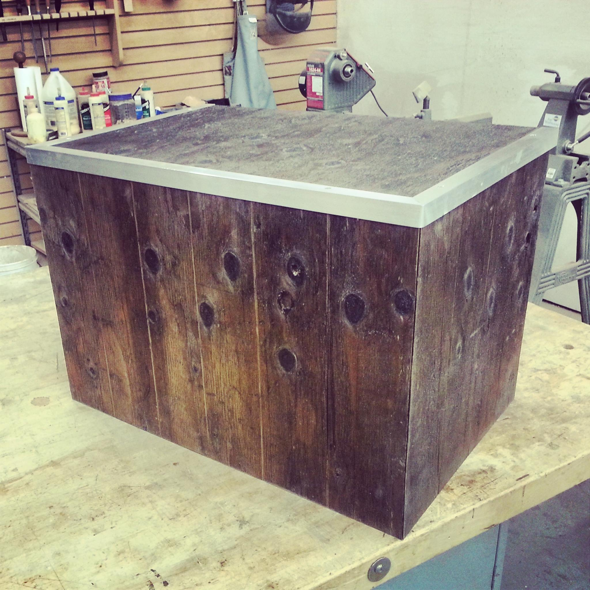 Rustic Cover (3 Sided)