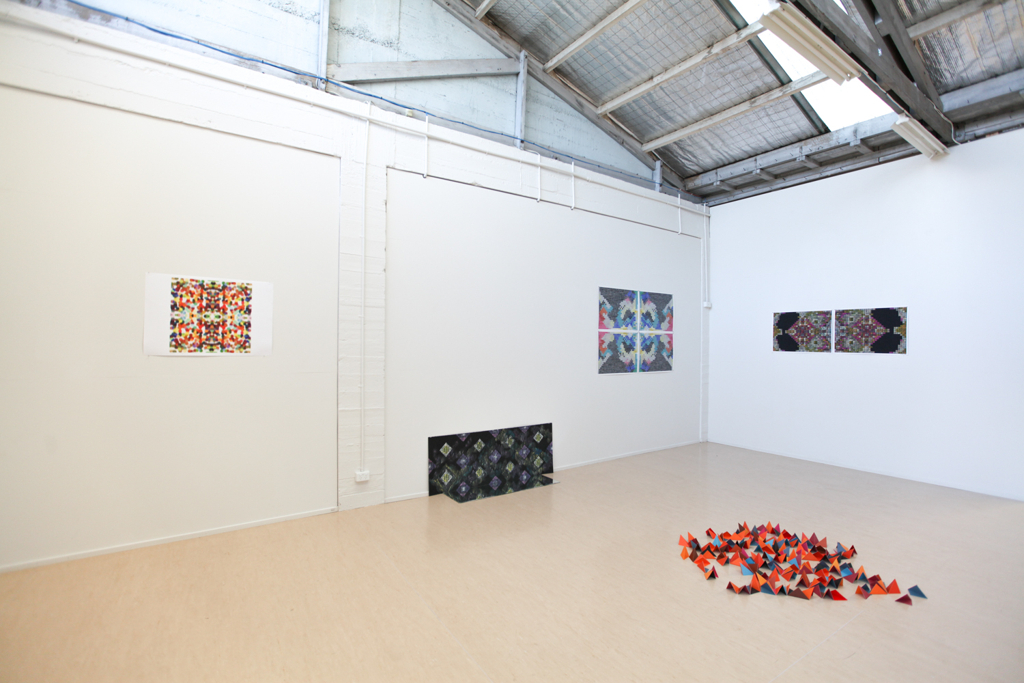 Colour Fields: Inner Vision - Joanna Eva Pinkiewicz (TAS)