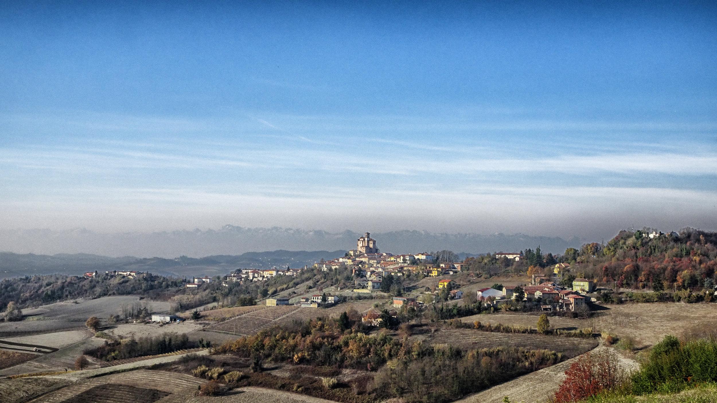 Vista Treville Monferrato