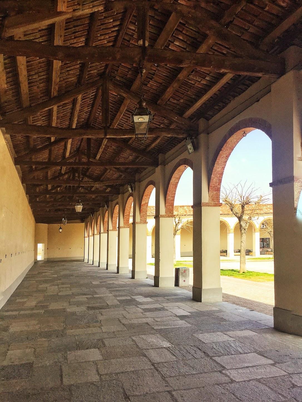 Piazza Centrale di Moncalvo