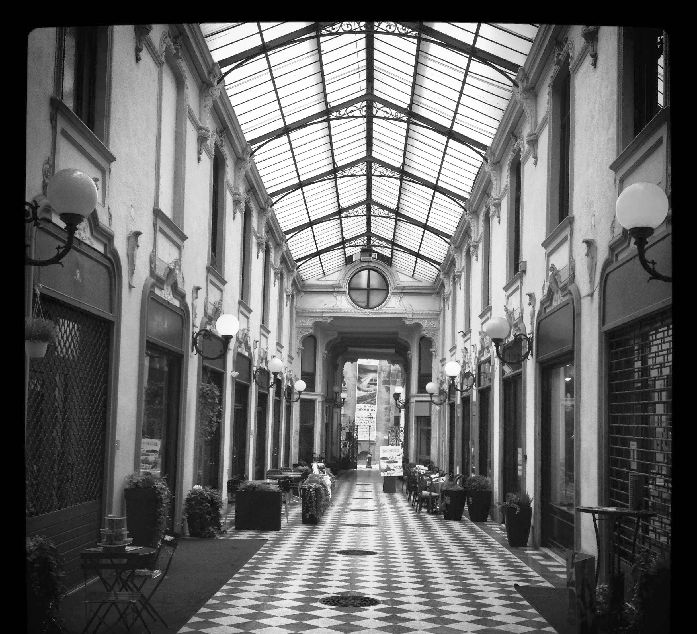 La Galleria Guerci - 1895