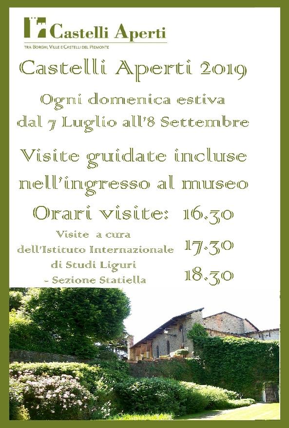 Prezzo d'ingresso € 4,00 intero; € 2,00 ridotto che comprende anche la visita guidata.
