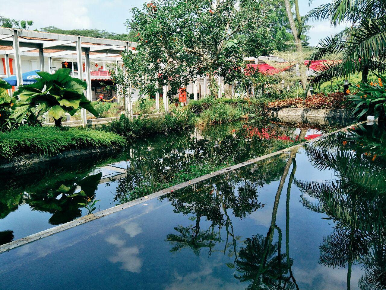 Huber's Pond