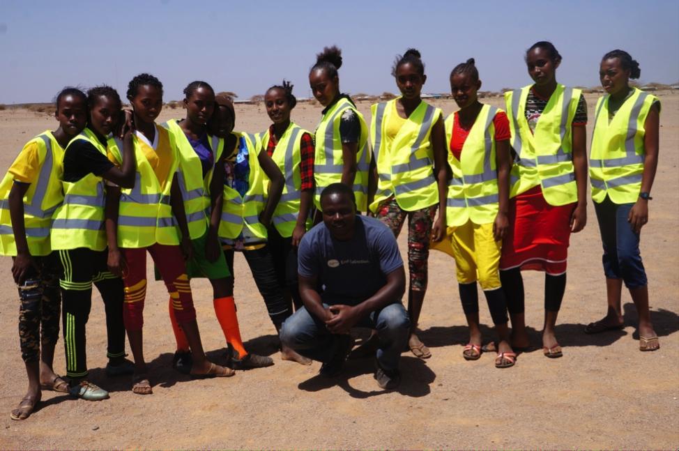 Songa Primary Girls' team