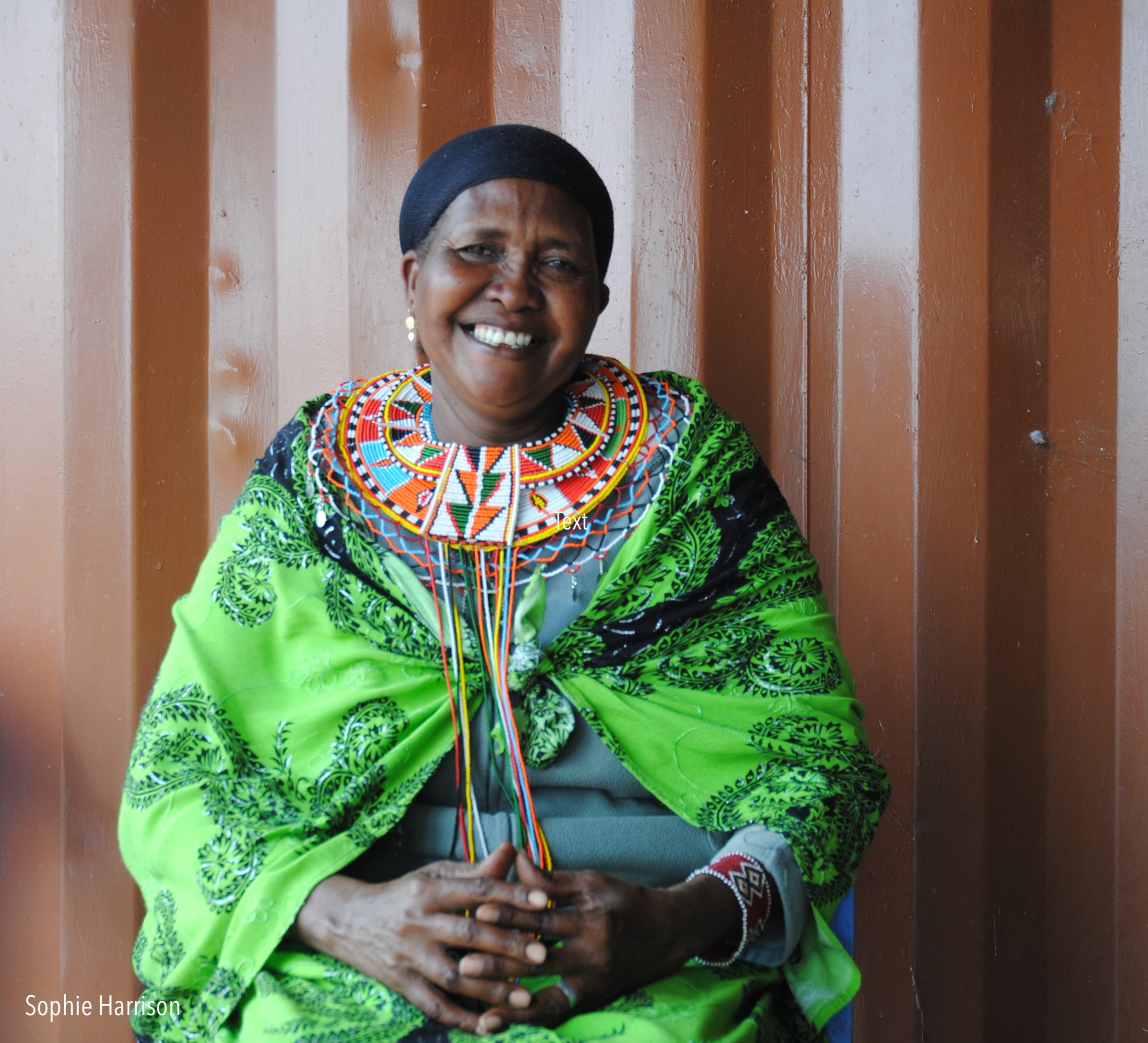 joyce dafarday. - Chairlady, Songa Conservancy Women's Group