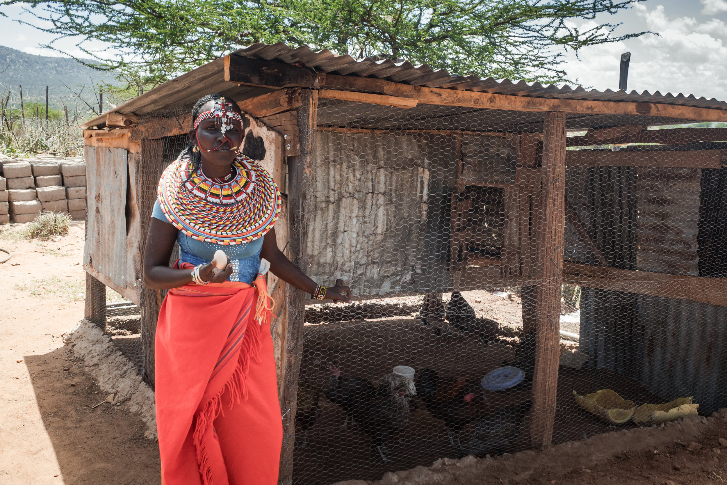63% of current SACCO members are women, many of whom are accessing loans for the first time to start their own businesses.