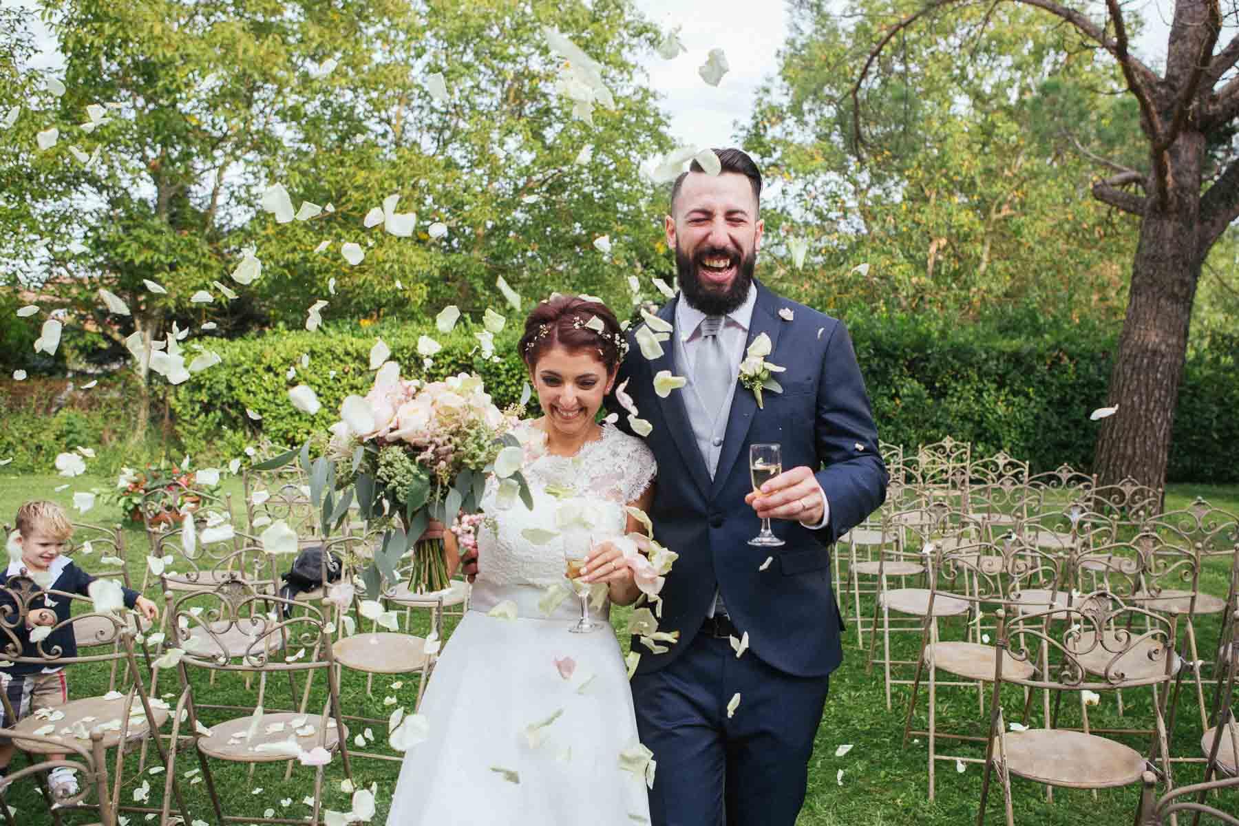 COSTANZA e STEFANO - Matrimonio a Sezzadio e Tenuta La Fiscala