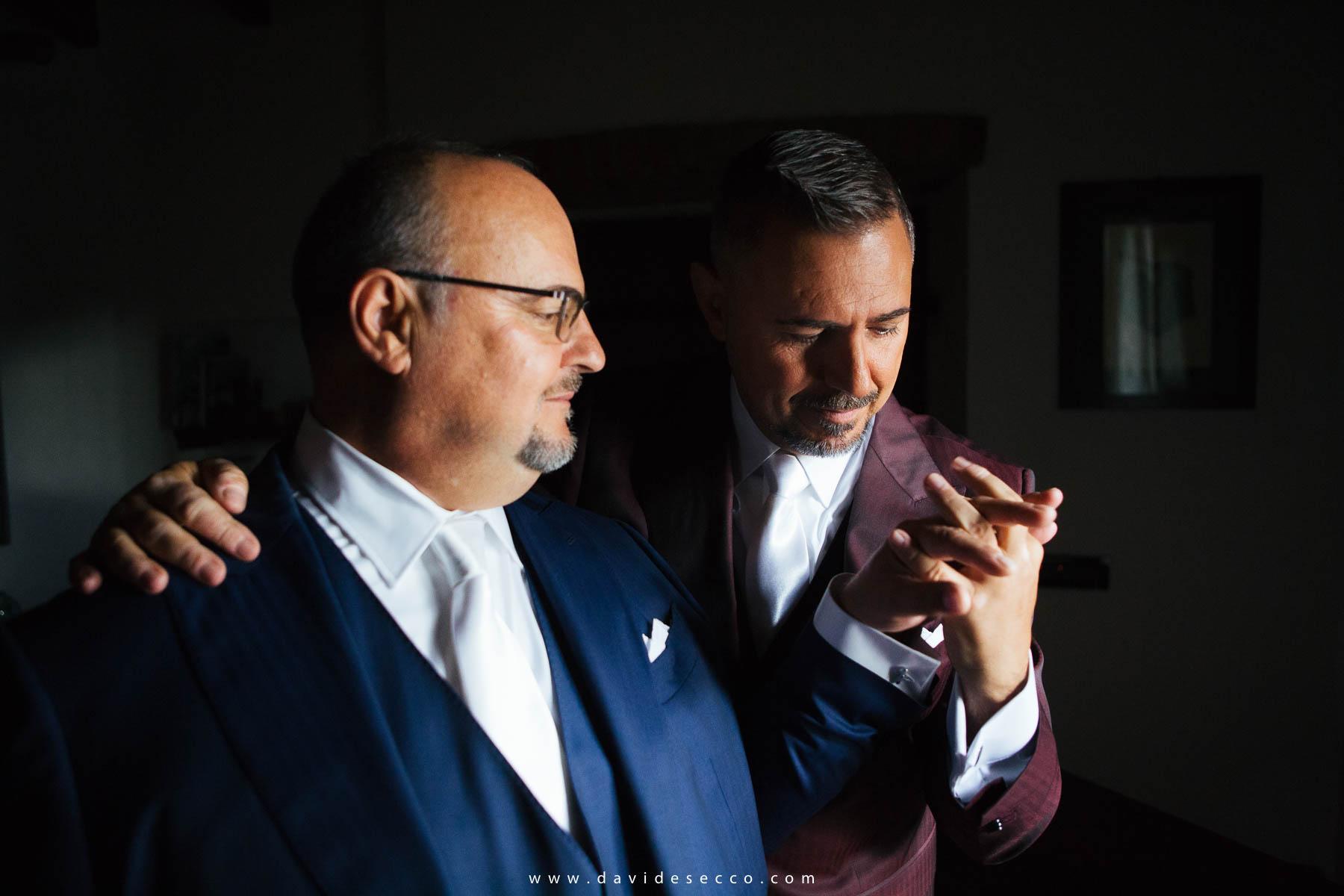 PAOLO e STEFANO - Matrimonio a Gavi e Villa Pomela