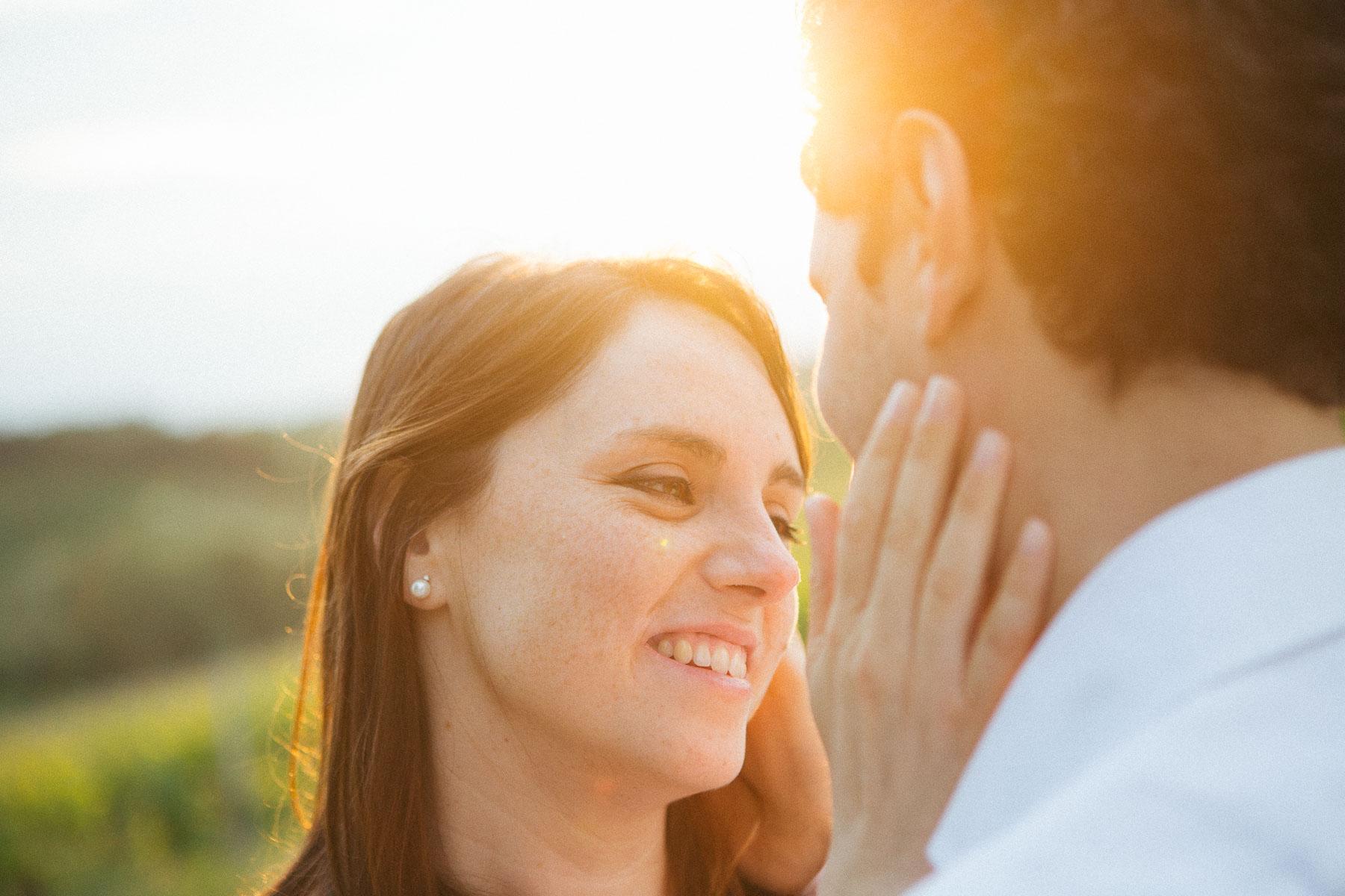 LAURA e PAOLO - SERVIZIO PRE MATRIMONIO ALLA TENUTA LA MEIRANA