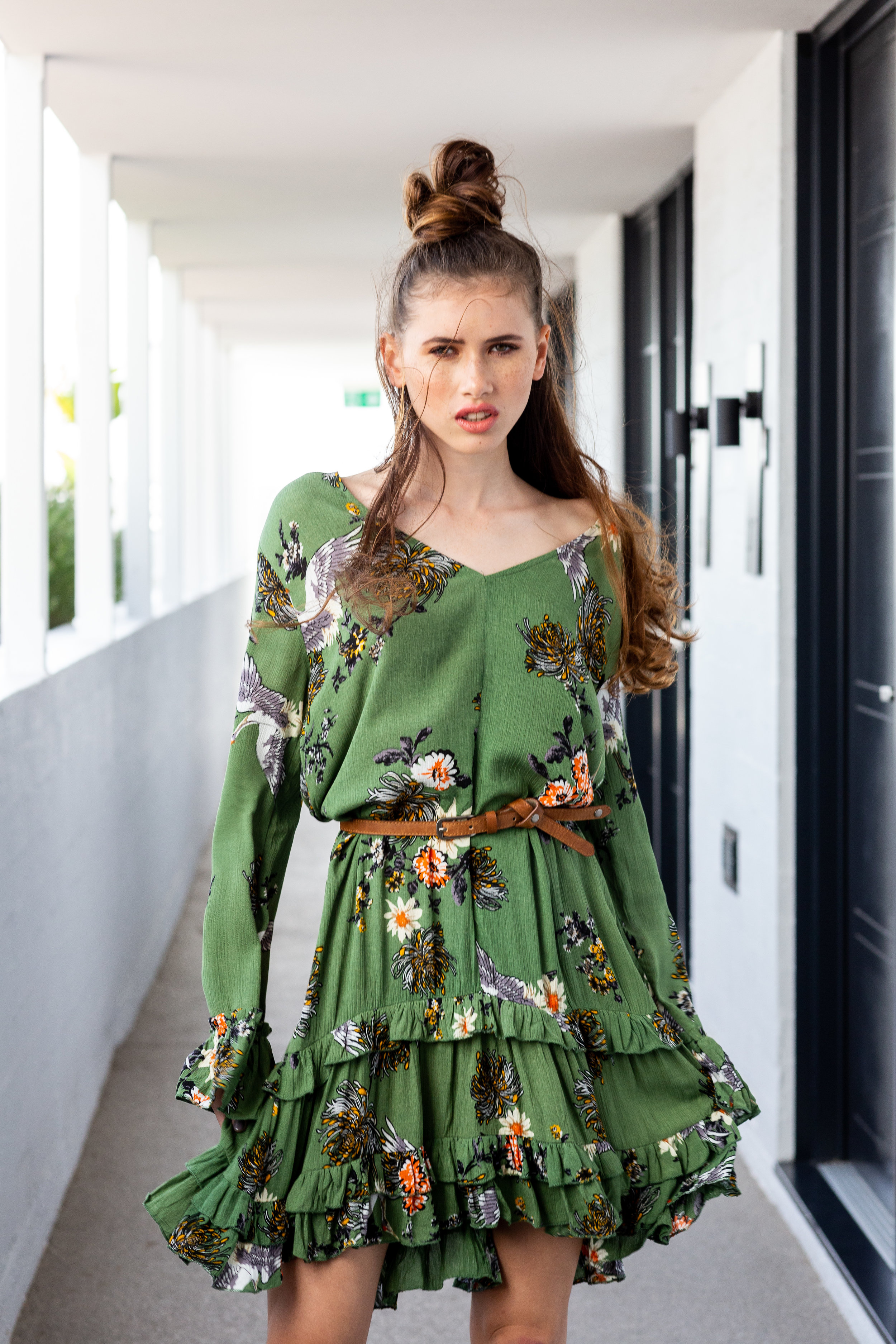 Desiree wears:  Garden Party Dress .
