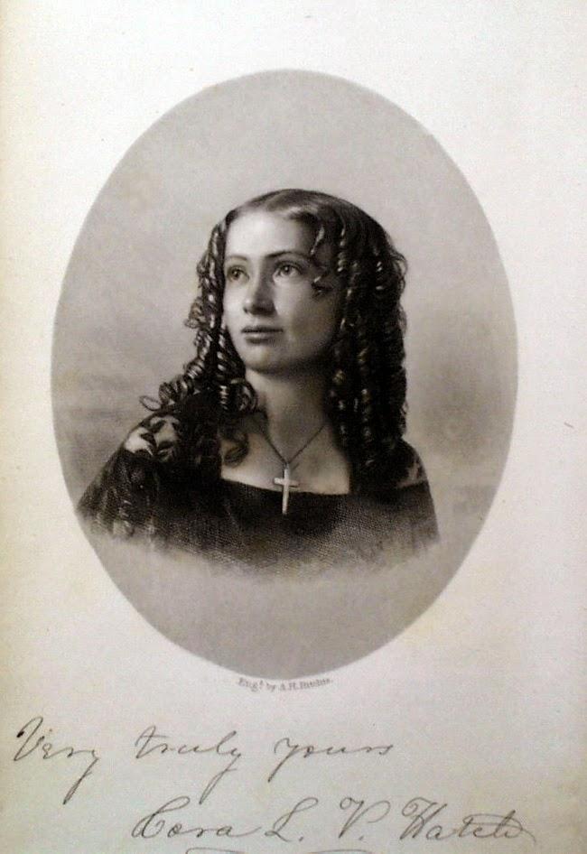 Cora Hatch, teen medium