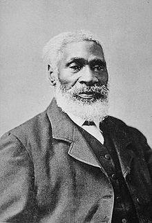 Josiah Henson, whose story served as Harriet's primary inspiration (The Library of Congress).