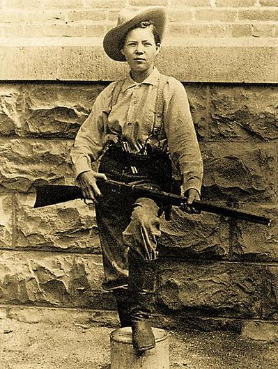 Pearl Hart, the Bandit Queen. Wikicommons